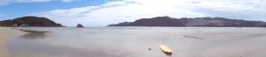 Surfing Houhai Bay