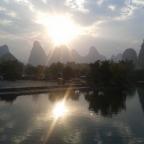 Guangxi Province Part II: Biking the Yangshou River Valley