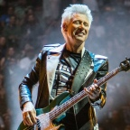U2's Adam Clayton on His Journey